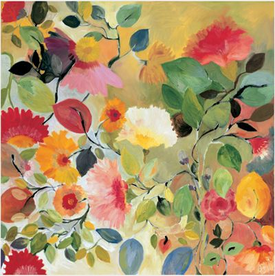 Beautiful florals by Kim Parker