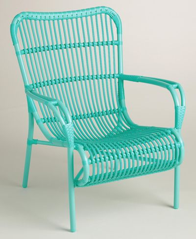 Lagoon All-Weather Wicker Hanalei Armchair