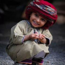 Omani Boy by Oman