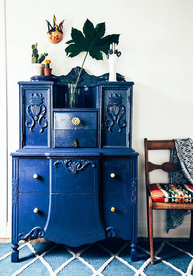 Painted Dresser The Jungalow