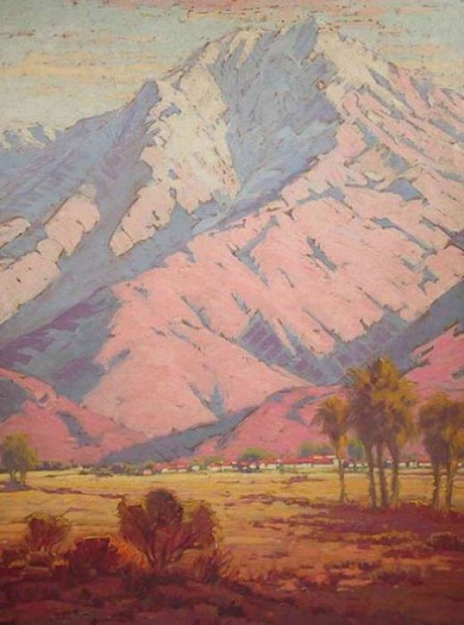 Palm Springs by Sam Hyde Harris (1889-1977) c.1928