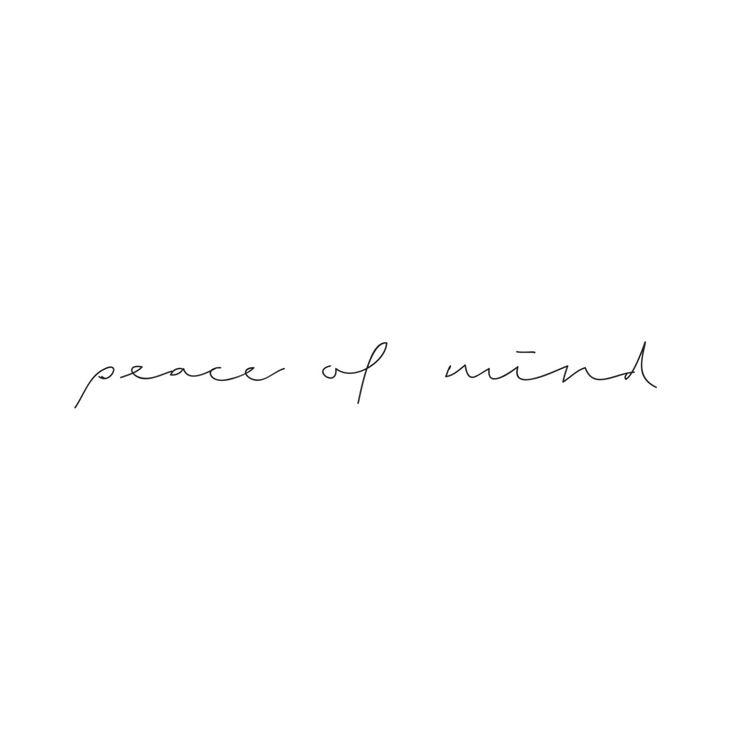 Serenity - Piece Of Mind