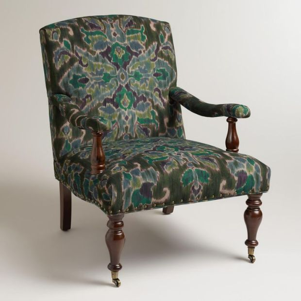 Glasgow Ikat Clifton Chair