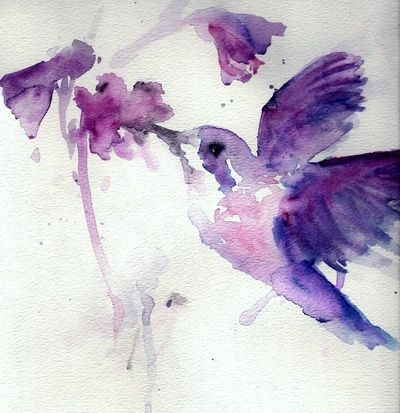 Hummingbird by Jessica Buhman