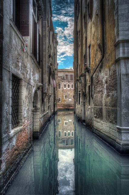 just around the corner in venice by EddyMixx on Flickr