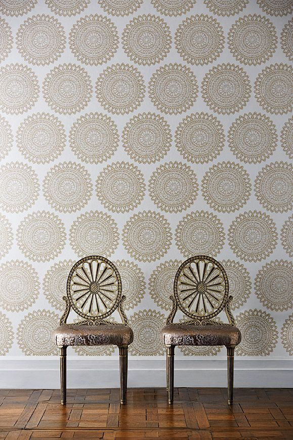 Medina - Leonida Wallcoverings Collection by Harlequin