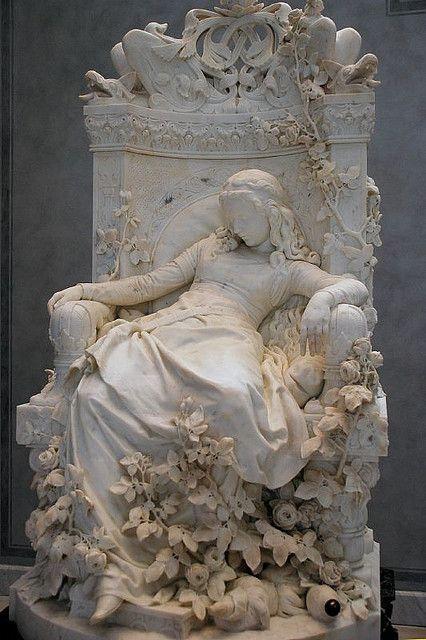 Nationalgalerie Berlin - Sleeping Beauty by infactoweb on Flickr