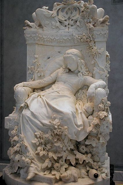 Nationalgalerie Berlin - Sleeping Beauty by infactoweb on Flickr