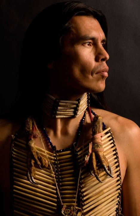 Native American Men- David Midthunder