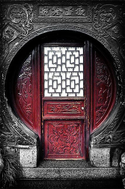 one door closes by thechannelc on Flickr