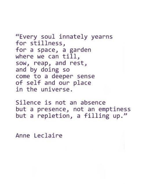 Ann Leclaire quote
