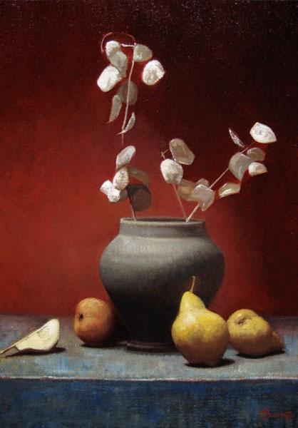 Pears by Jura Bedic