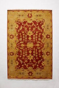 Regalia Rug via anthropologie