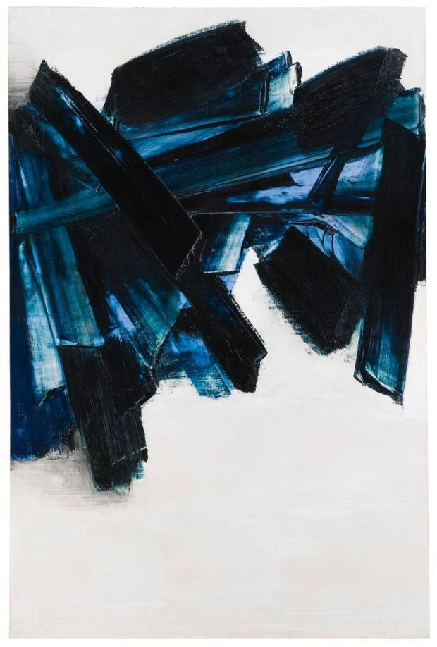 Pierre Soulages - 1959
