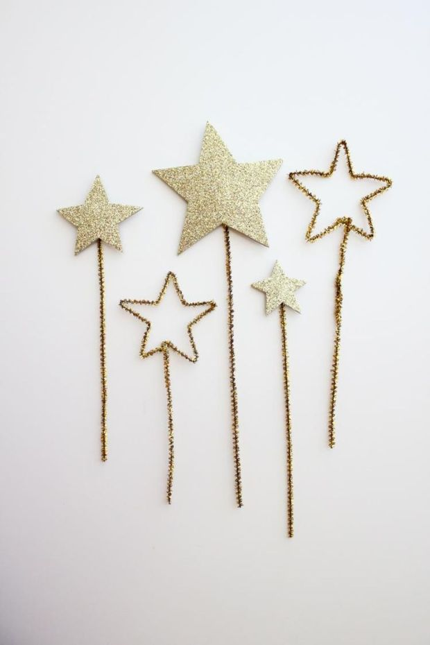 starry wands