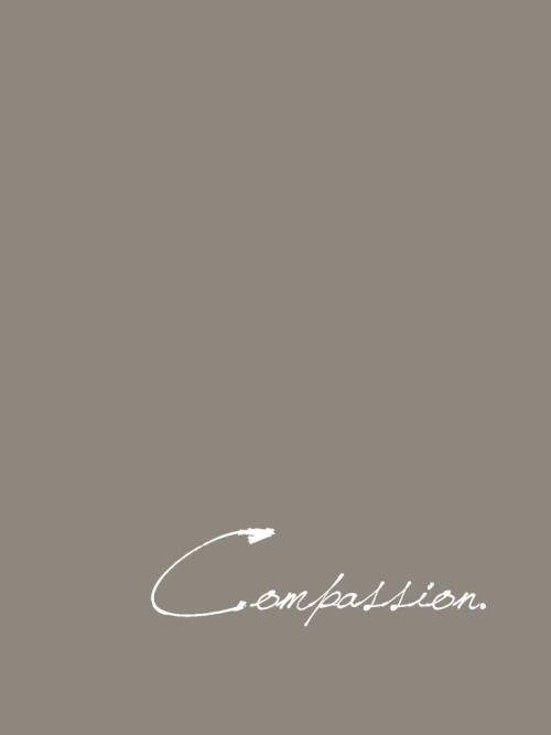 Compassion, Graphics David Fuller