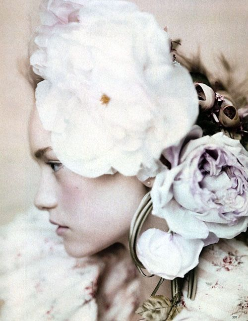 Gemma Ward by Paolo Roversi