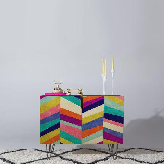 Jacqueline Maldonado Upward 1 Credenza DENY Designs Home Accessories