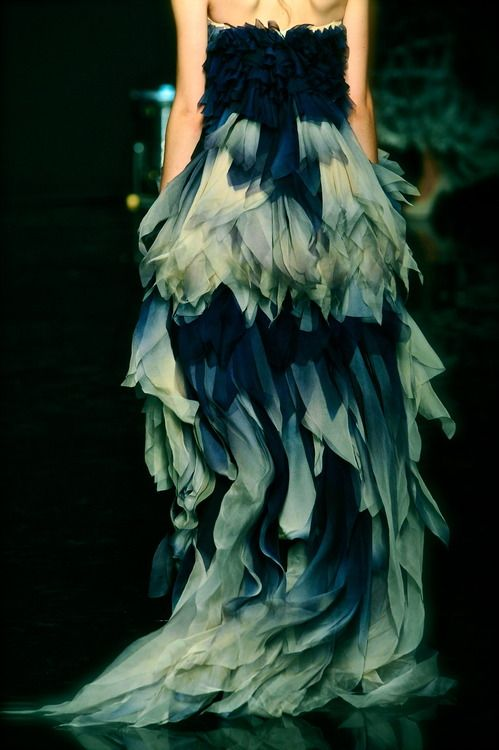Yiqing Yin Couture FW 2012