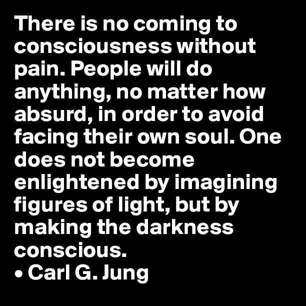Carl G. Jung quote