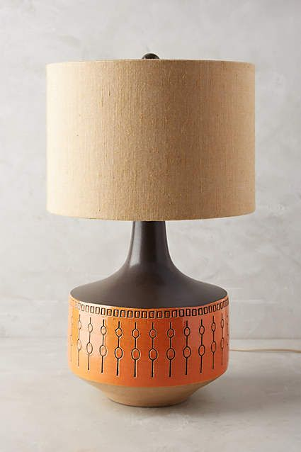 Demelza Lamp Ensemble sold by Anthropologie