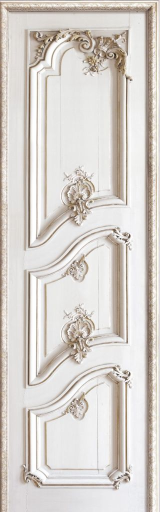 French Trompe l'oeil wallpaper by Christophe Koziel