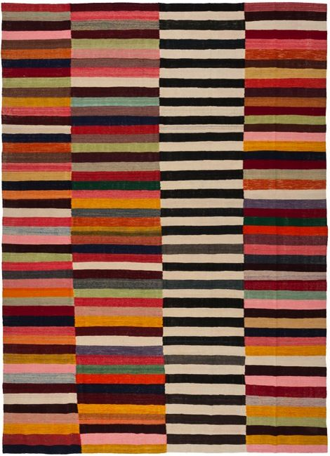 Old Yarn Rug by Loom Rugs