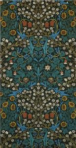 William Morris, Wallpaper Sheet