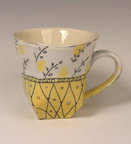 Josie Jurczenia Ceramics - Small Wallpaper Cup