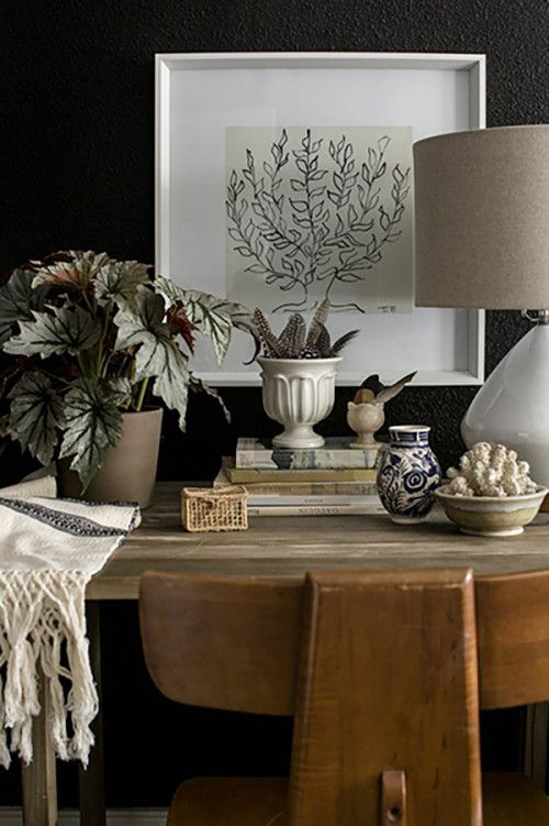 Making Textiles work in a 100-year old home via Design Sponge