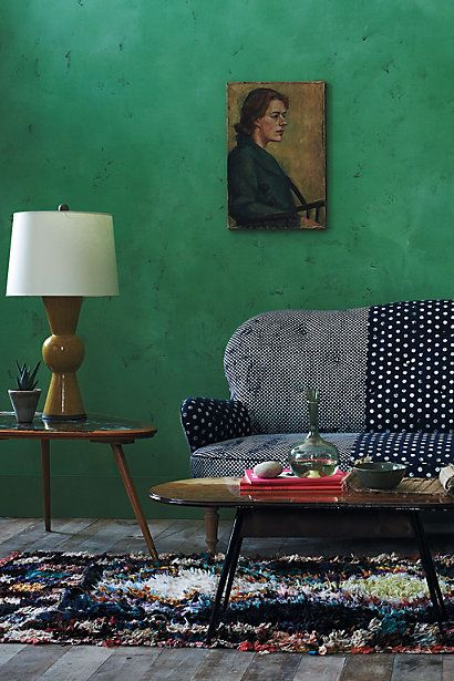 Mathilde Sofa, Dots sold by Anthropologie