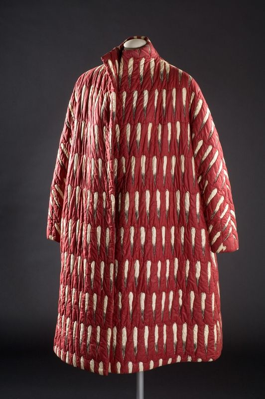 Schiaparelli coat, 1930's