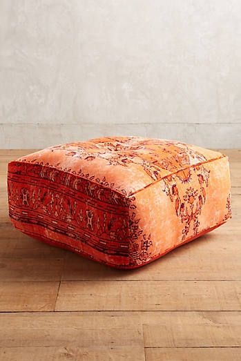 Alanya Ottoman sold by Anthropologie