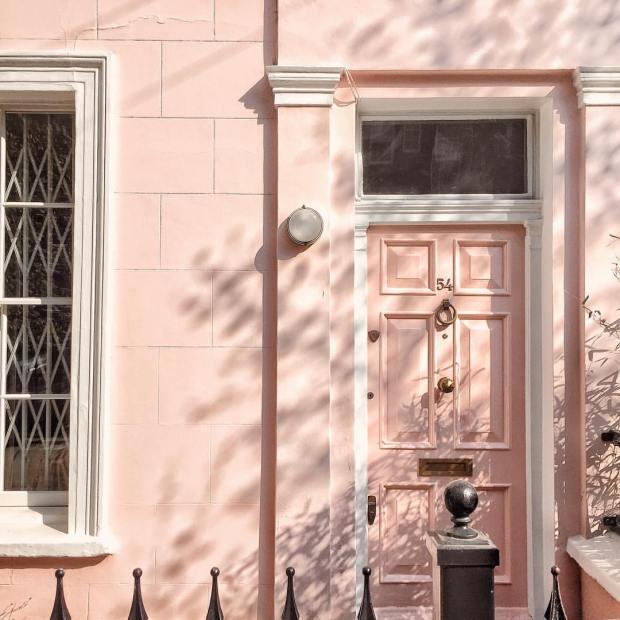 at Notting Hill via oliviascharmedlife