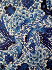 Delfs blauw