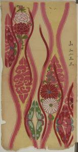 Japanese Textile Design via postermuseumdotcom
