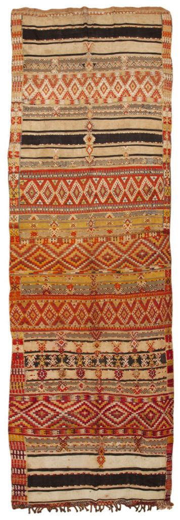 Vintage Moroccan Rug via Nazmiyal Antique Rugs