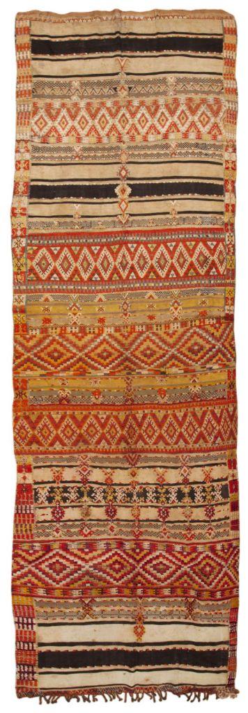 Vintage Moroccan Rug via Nazmiyal Antique Rugs