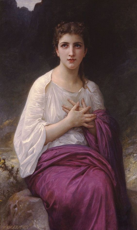 William Adolphe Bouguereau, Psyche