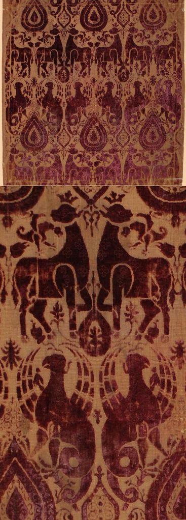 15th. Italian Textiles - TextileAsArt.com, Fine Antique Textiles and Antique Textile Information