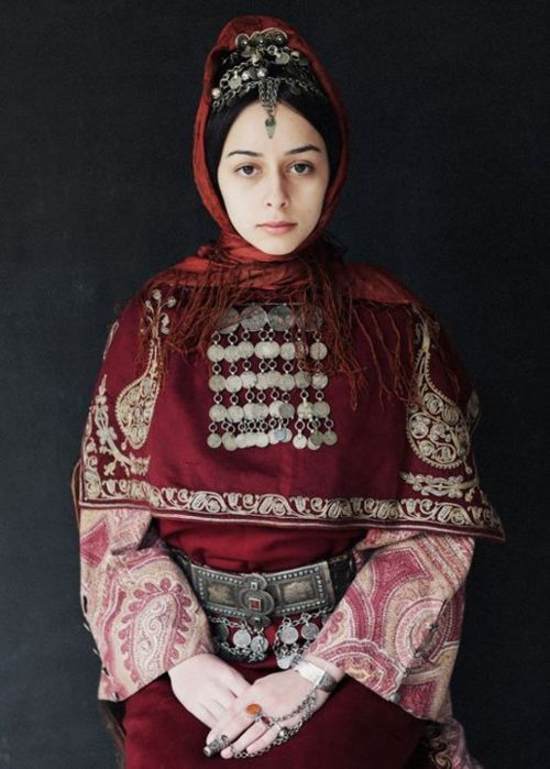 Armenian Portraits by Ilya Vartanian