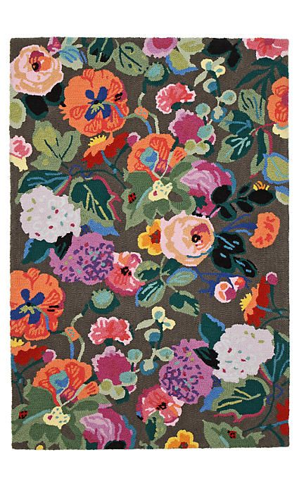 Gloria's Garden Rug sold by Anthropologie