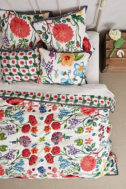 Tuileries Quilt sold by Anthropologies