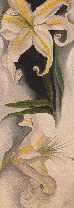 White Flowers, 1926, Georgia O'Keeffe