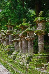 Kasuga Taisha Shrine, Nara, Japan, photo by Wistou on Flickr