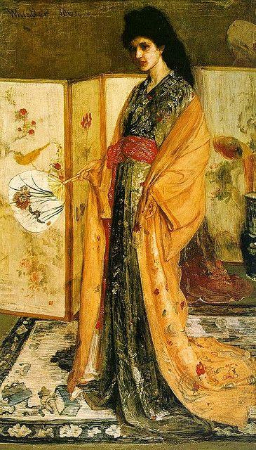 Whistler, La Princesse du Pays de la Porcelaine, photo by Gatochy on Flickr