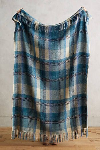 Avooca Lakeside Throw via Anthropologie